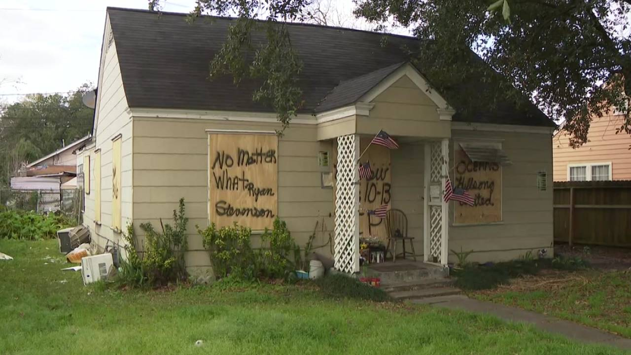 7815 harding street house after shootout