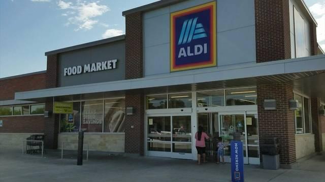 Aldi Food Store In Houston