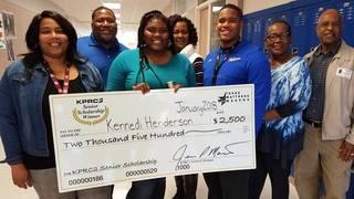 KPRC Senior Scholarship: Kennedi  Henderson