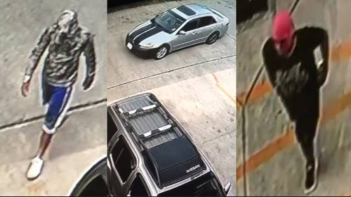 2 men wanted in connection with SE Houston salon robbery, police say