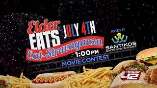 Get ready for Elder Eats July 4th Eat-Stravaganza Movie Contest