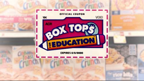 Going digital: How to help your school using Box Tops for Education