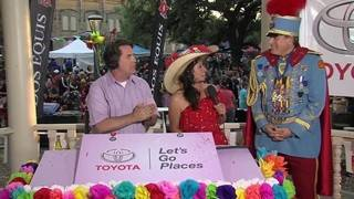 WATCH: 2018 Fiesta Fiesta Part 2