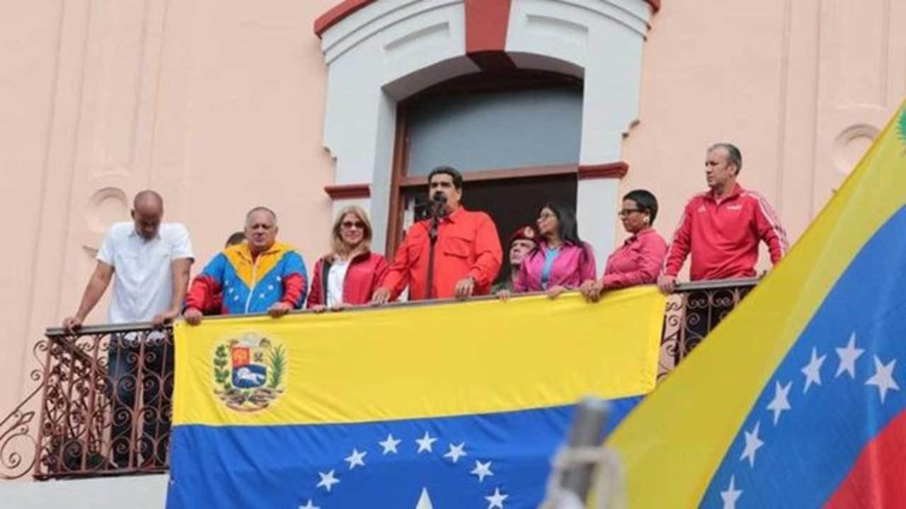 Maduro resists