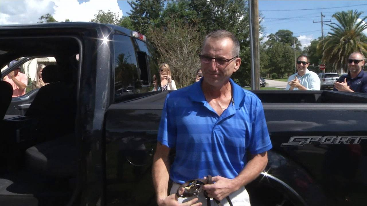 10-17 Veteran surprised with new home