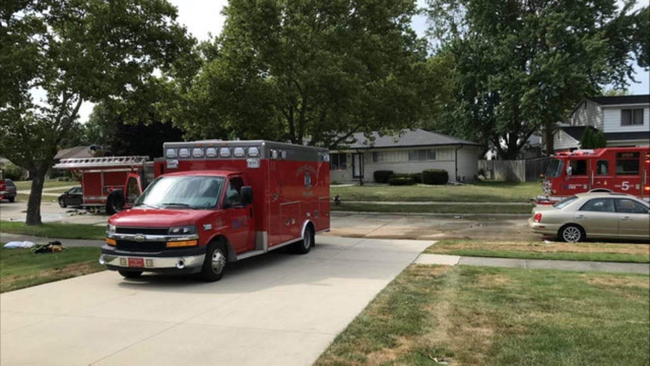 Sterling Heights house fire marijuana grow operation 3