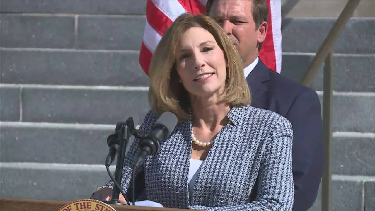 Wendy Link introduced as Palm Beach County supervisor of elections