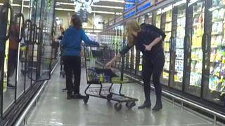 How to Avoid Becoming a Victim of Supermarket Purse Snatchers