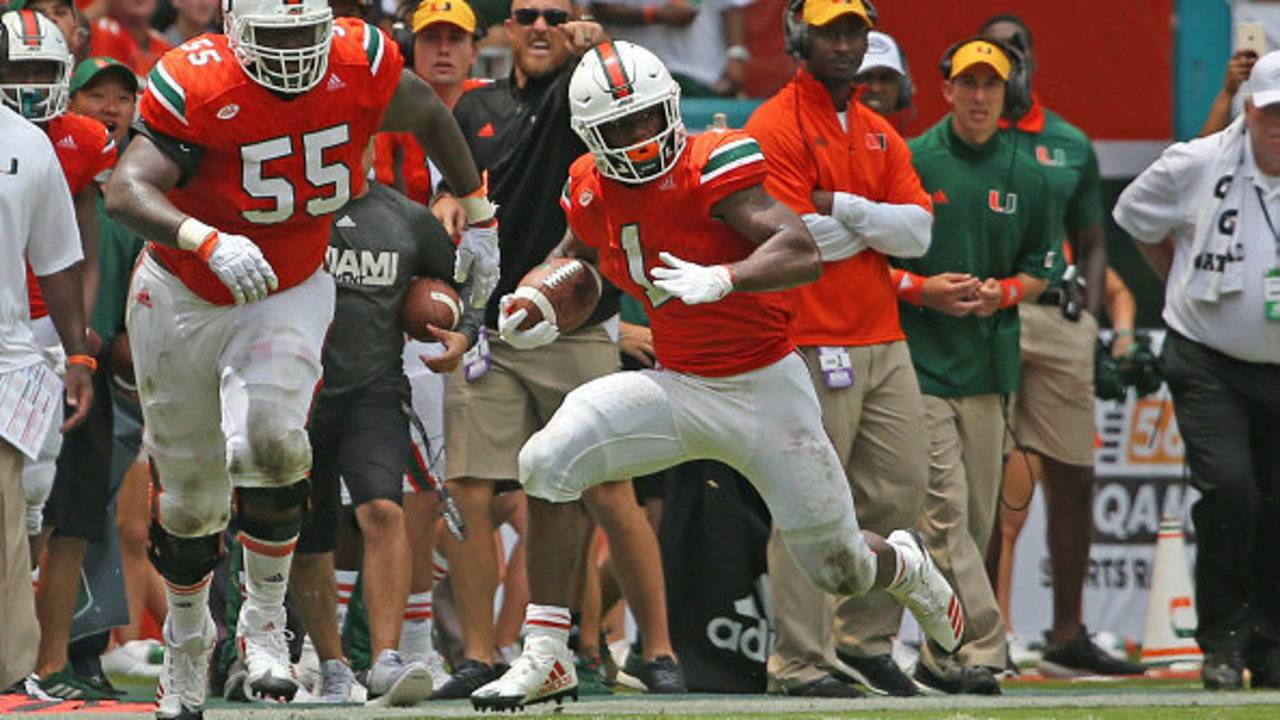 Toledo Vs Miami Hurricanes Football Time Tv Schedule Game