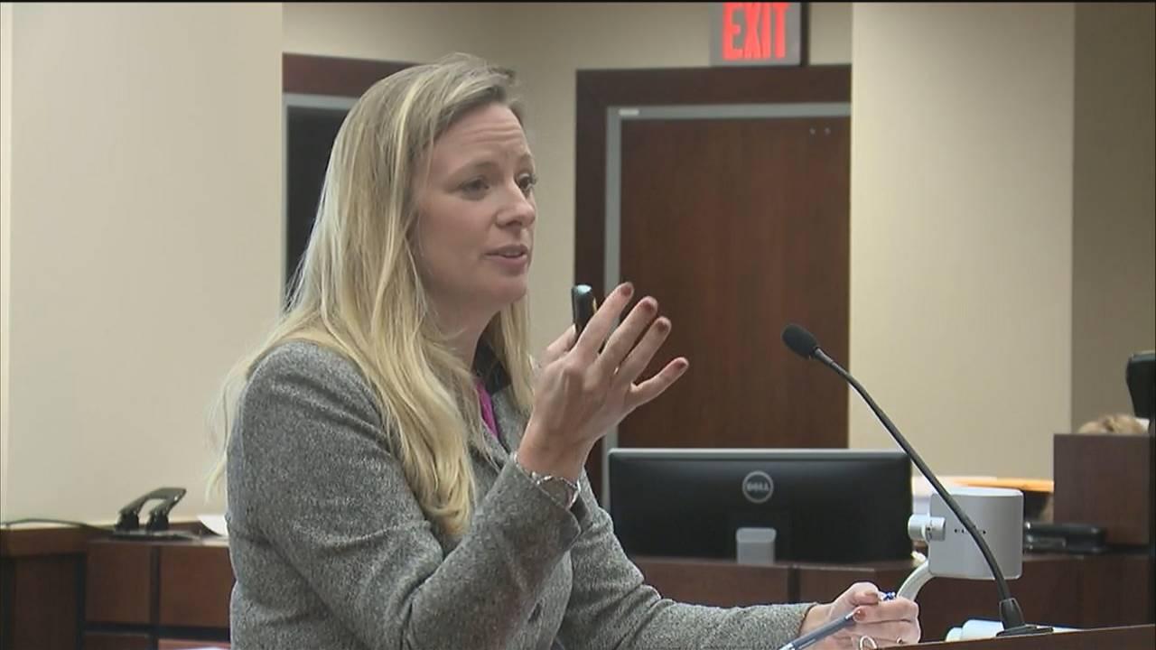 Georgia Cappleman delivers closing arguments in murder trial of FSU law professor Daniel Markel