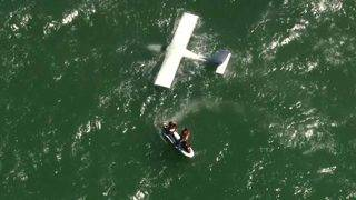 Pilot rescued from Atlantic Ocean was headed to private Volusia airport