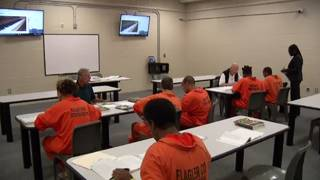 Flagler County inmates getting GEDs, birth certificates