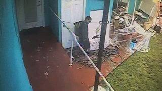 Burglar tries to steal TV from Miami church, police say
