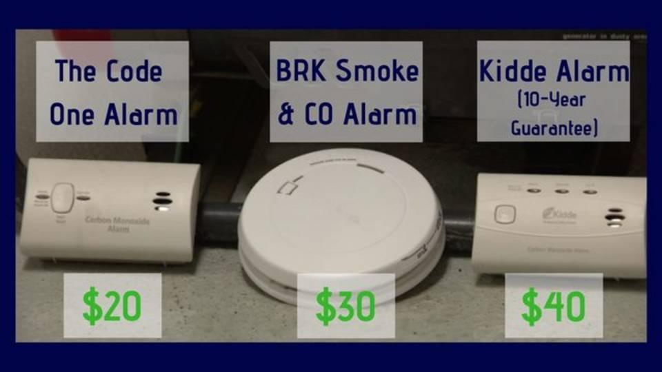 Help Me Hank carbon monoxide detectors