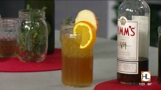 Fun and festive New Year's Eve cocktails