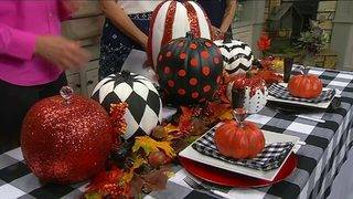 Fall Tablescape With Liz Bushong