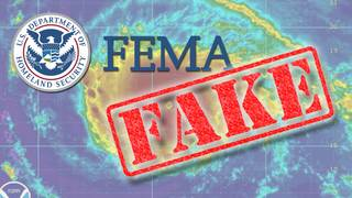 Police: Rumors of FEMA imposters robbing homes are not true