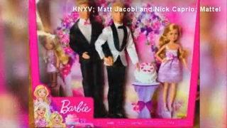 Same-sex couple wants Ken wedding doll set