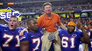 Spurrier Inducted into Sugar Bowl Hall of Fame
