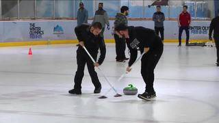 Curling finds a home in Jacksonville
