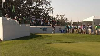 Chris Kirk leads RSM Classic after day one