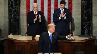 Trump singles out 4 'communist and socialist dictatorships'