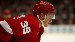 Red Wings forward Anthony Mantha out 4-6 weeks with hand injury