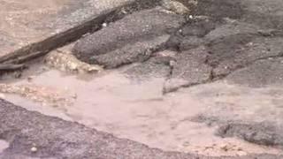 Mayor Turner urges community to report potholes in Houston area
