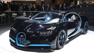 Bugatti: The rebirth of the world's fastest, most beautiful cars