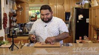 Chef Tatu: Cooking chicken hearts