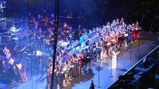 Broadway, TV actors share stage with Marjory Stoneman Douglas students