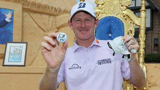 Brandt Snedeker falls one short of record with 59