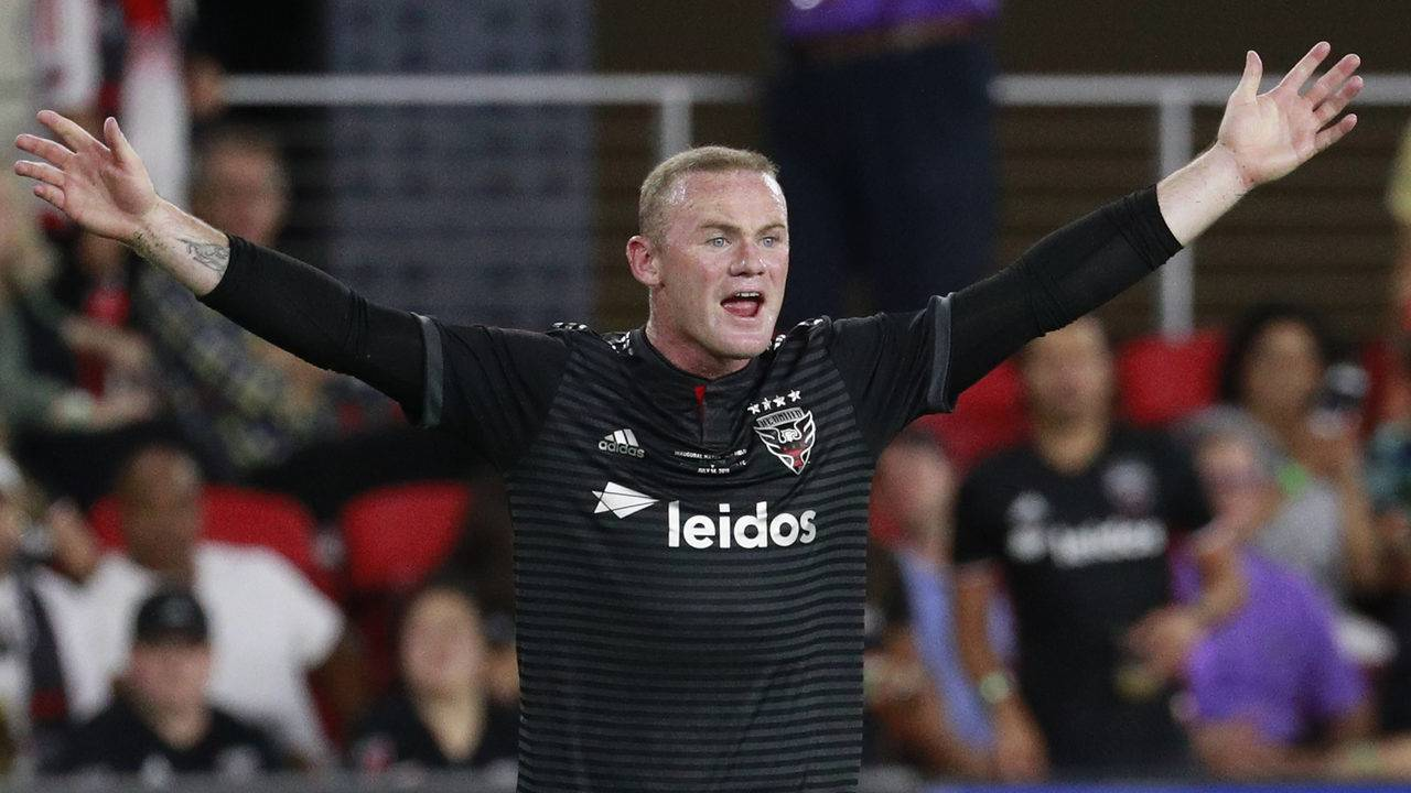 0bd5b8fc6 Wayne Rooney surprised by  amount of quality  in MLS