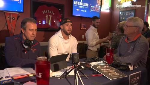 George Springer joins Astros radio show 1 month before spring training