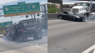 'I didn't see him': Details released in wild car dragging video
