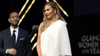 Chrissy Teigen Breaks Down Crying on Stage While Talking About John&hellip&#x3b;