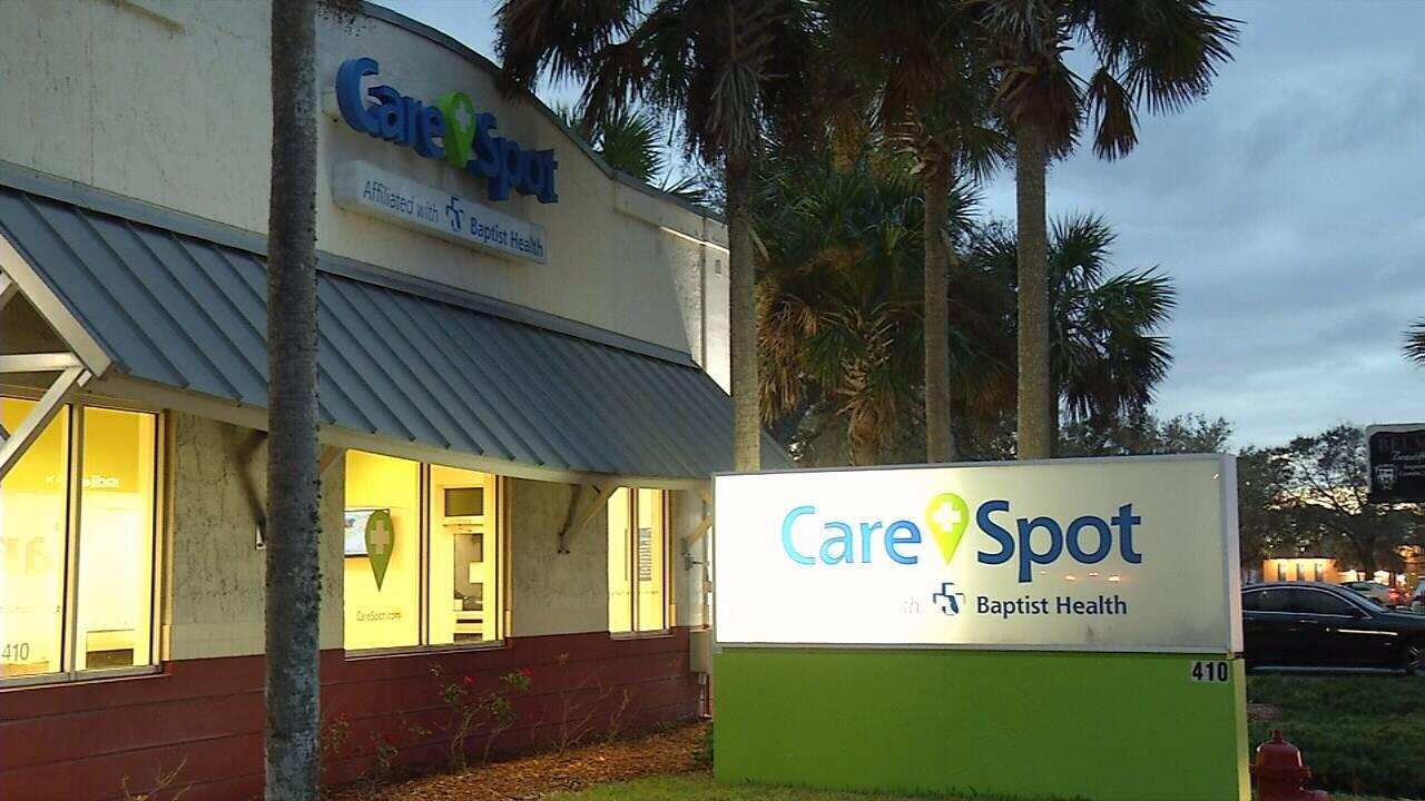 CareSpot clinic