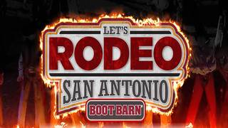 Let's Rodeo, San Antonio: 2018