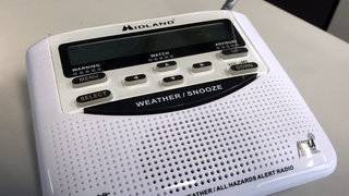 Weather Radio Day: Protect your family from severe weather