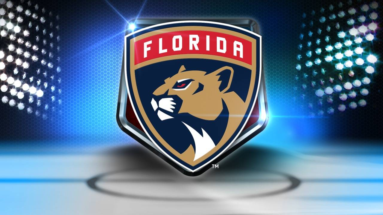 Florida Panthers new logo