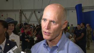 Gov. Rick Scott warns people to be ready for another active hurricane season