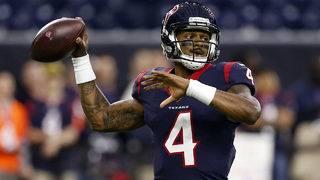 Texans QB Deshaun Watson to replace Tom Brady at Pro Bowl
