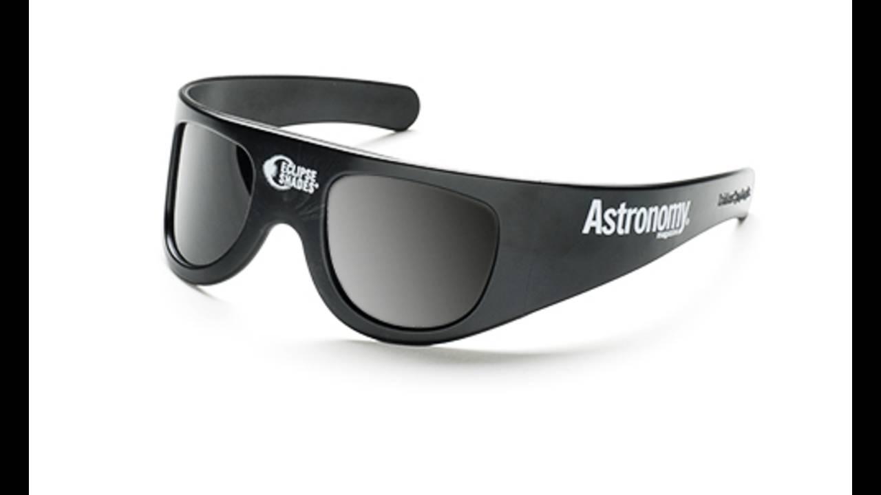 plastic solar eclipse glasses