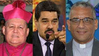 Maduro wants to punish Venezuelan Catholic bishops over prayers