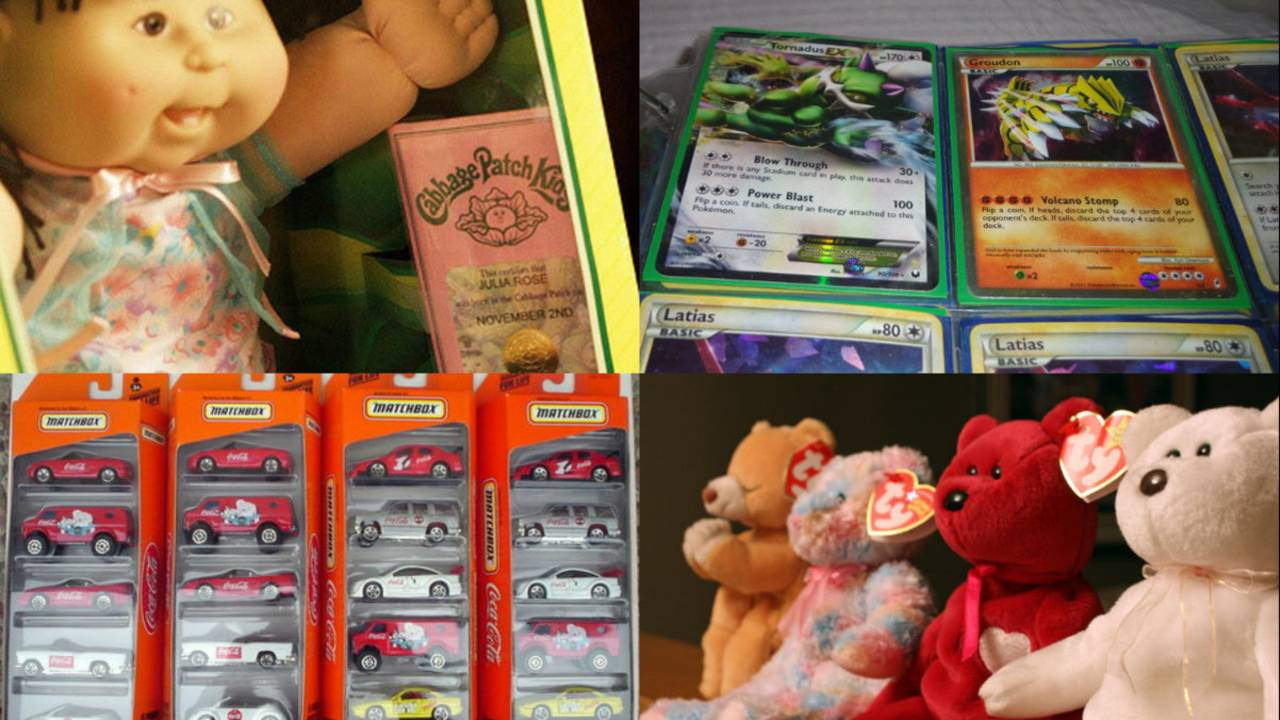 afc529f6f7f DETROIT - Thinking about selling your old fad toys like Pokemon cards or Beanie  Babies  Here s what you could probably fetch for them these days.