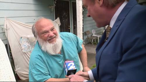 Spencer Solves It: Wheelchair repairs for Harvey survivor