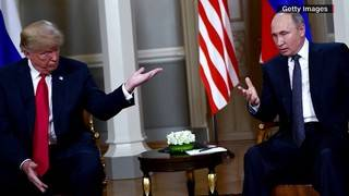Round 2 for Trump-Putin: A fall invite amid summit mop-up