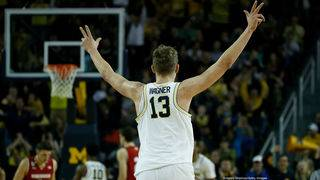 Michigan basketball star Moritz Wagner to sign with agent, enter NBA draft