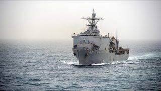 New virus case aboard US warship prolongs quarantine