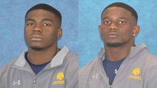 2 college football players robbed, shot during spring break in Miami
